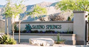 Sabino Springs
