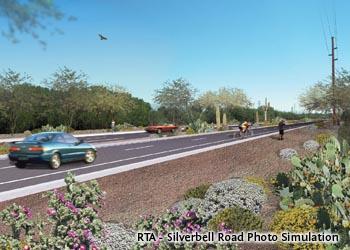 Silverbell Streetscape